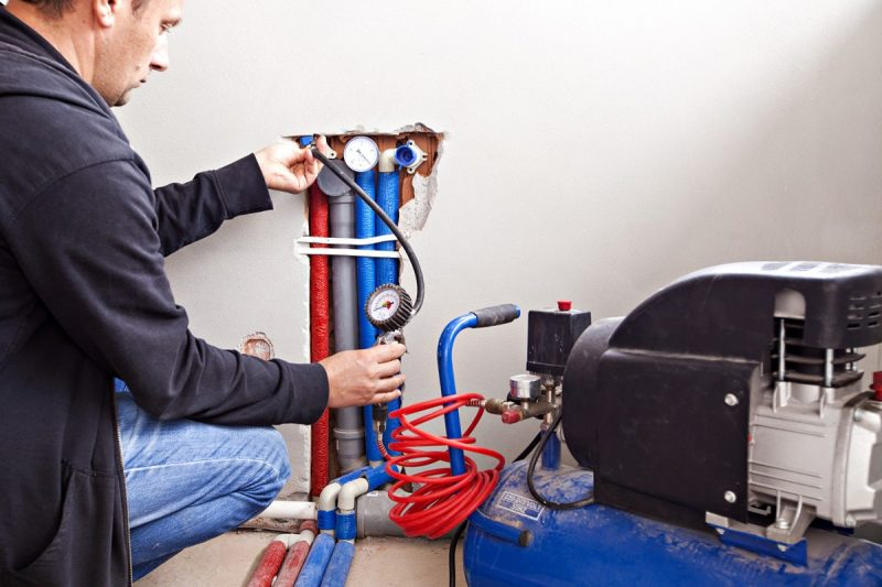 Plumbing and Heating System Repairs